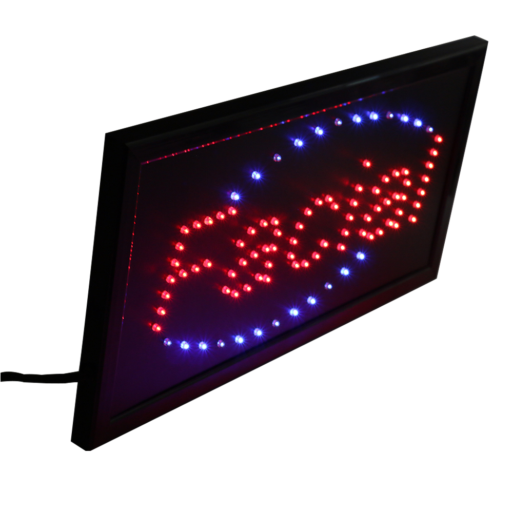 CHENXI Led Facial Beauty Shop Business Open Sign Lights Anitmated Animated Massage Spa Store Advertising Display 19*10 Inch.CHENXI Led Facial Beauty Shop Business Open Sign Lights Anitmated Animated Massage Spa Store Advertising Display 19*10 Inch.