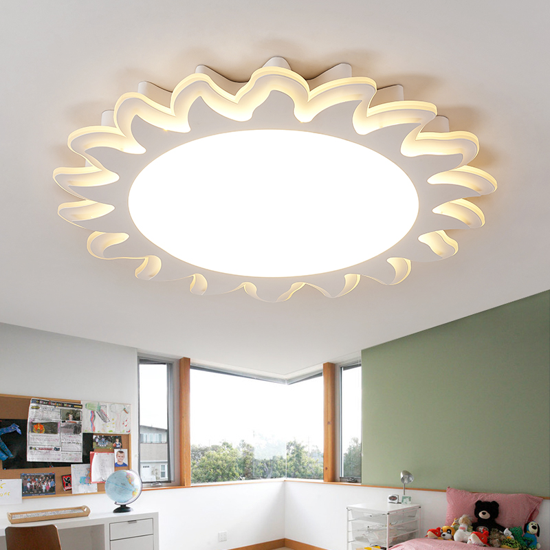 NEO Gleam 2017 Surface Mounted Modern Led Ceiling Lights For Living Study Room Bedroom Indoor Home Lampshade Led Ceiling Lamp