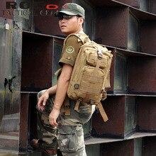 Mens Military 3 P Angriff Rucksack Jeden Tag Tragen Assault Rucksack Armee Grün ACU CP Digital-wüste