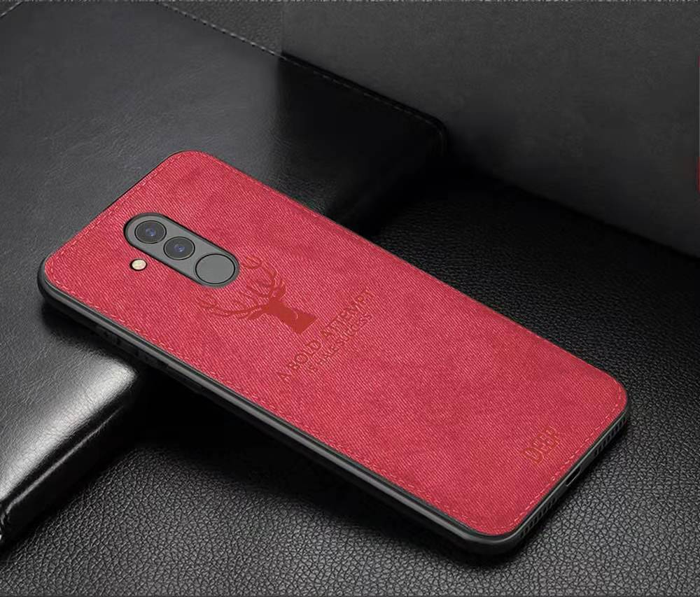 Case For Huawei Mate 20 Lite Case Soft Fabric TPU Silicone Cover Ultra-thin Shockproof Bumper Back Cover For Huawei Mate 20 Lite