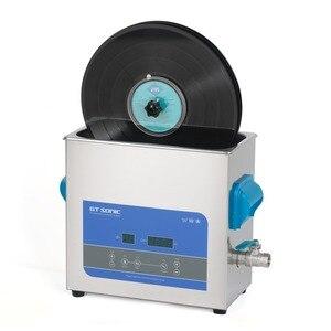 Image 1 - Держатель GTSONIC для ультразвукового винилового очистителя 6л, диски 12 дюймов LP 7 дюймов EP (без ультразвукового очистителя)