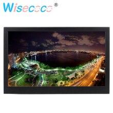 13.3 inch FHD Ultra-thin Portable Computer Monitor PC 1920x1080 1080P IPS LCD LED Display HDMI for Raspberry Pi 3 B 2B