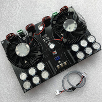 For Speaker Module Dual Chip High Power XHM258 Amplifier Board Professional Two Channel Digital Audio Stereo Sound Double 450W
