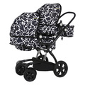 The twins  stroller high landscape baby stroller car
