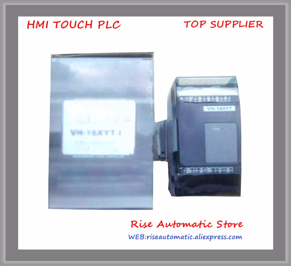 VH-16XYT-I PLC New Original 24VDC 8 point input 8 point output Connector original 8 6609928 6 connector page 8