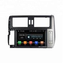 Android 8.0.0 4GB RAM 32GB ROM Octa Core Car Radio 7″ HD Autoradio Multimedia Player For Toyota Land Cruiser Prado LC150 2010-13