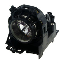Remplacement LAMPE Nue DT00581/CPS210LAMP avec Logement pour HITACHI CP-S210 CP-S210F CP-CP-S210W s210t PJ-LC5 PJ-LC5W