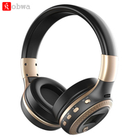 ZEALOT B19 Wireless Bluetooth Headphone Stereo Bass Earphone With Microphone FM Radio TF Card Play LCD Screen Sports Headset