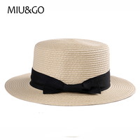 2017 New Arrival Children S Hat Summer Panama Hat For Boys And Girls Flat Trilby Kids