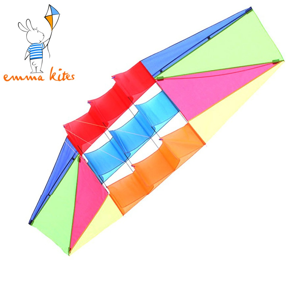 2.45M / 8ft Outdoor Sports Kite Flying 3D Radar Plane Power Kite Single Line Beach Kite for Adults Kids 16 colors x vented outdoor playing quad line stunt kite 4 lines beach flying sport kite with 25m line 2pcs handles