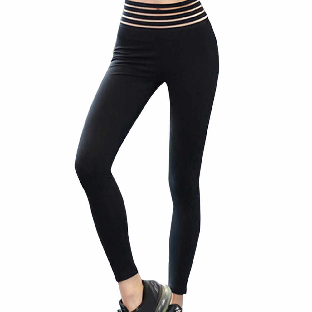 41ab189ae31 Detail Feedback Questions about Klv Yoga Pants Of Women Sport Pants ...