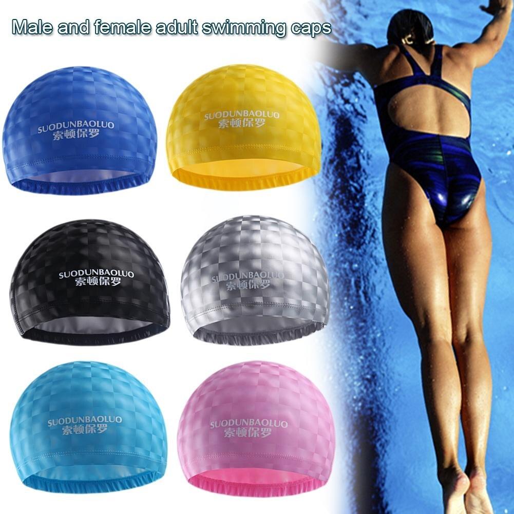 Elastic Waterproof PU Fabric Ears Protection Long Hair