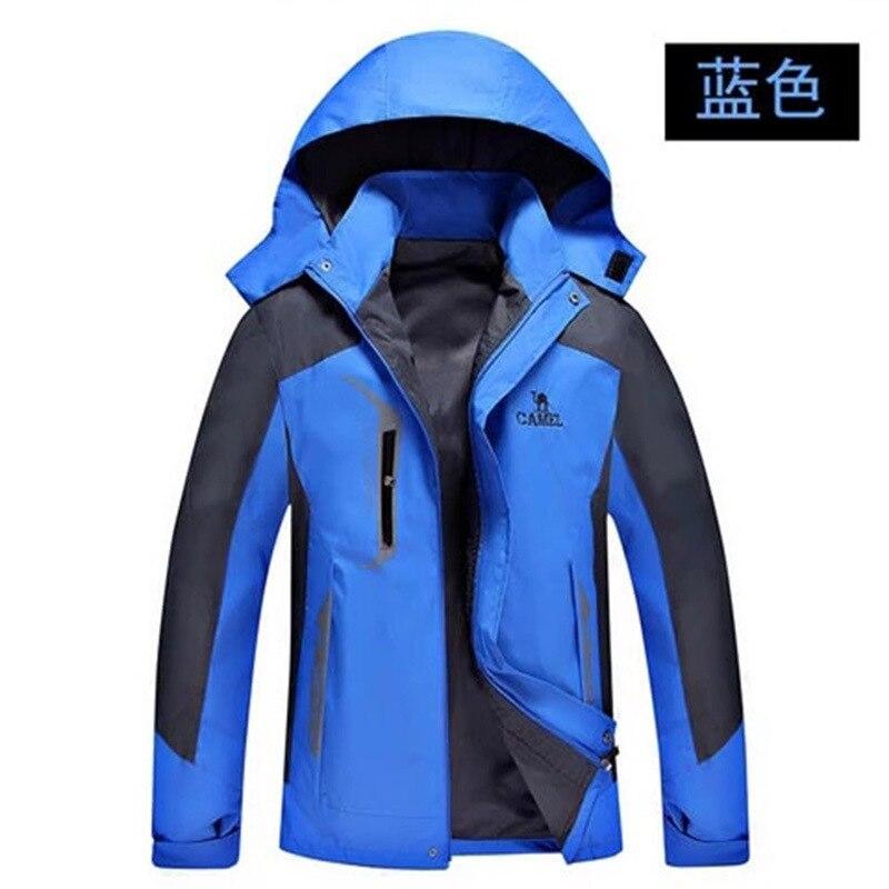 Juve 2019 printemps automne hommes monocouche extérieur veste mince mâle respirant vestes hommes Protection UV utilitaire veste manteau