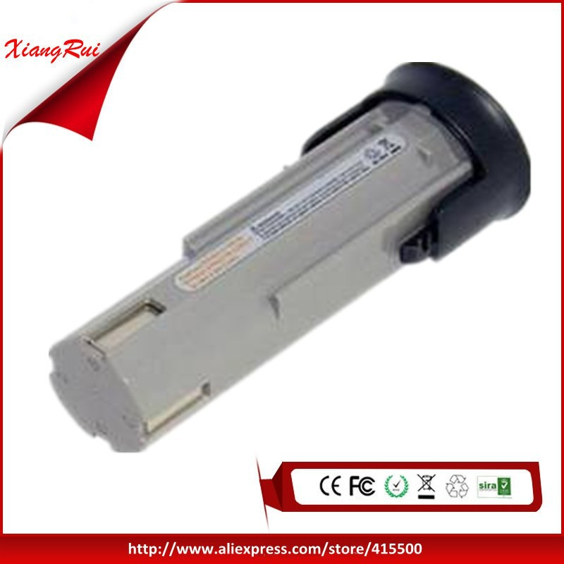 Free Shipping NI-MH Replacement Battery For Panasonic Y3652, EY3652DA, EY3652DR, EY503B, EY503BY, EY6220B, EY6220D 2.4V 3000mAh