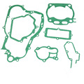 For YAMAHA YZ250 2001 YZ 250 Motorcycle engine crankcase covers include cylinder Gasket