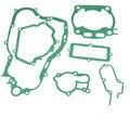 Para yamaha yz250 2001 yz 250 cárter del motor de la motocicleta cubiertas incluyen cilindro junta