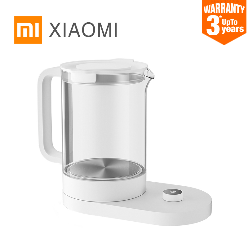 XIAOMI MIJIA MI Smart Multipurpose Electric Kettle British SRRIX Temperature Control Water 1 5L Thermal Insulation