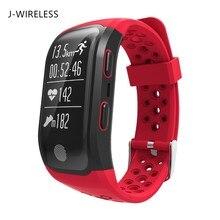 Водонепроницаемый IP68 S908 Спорт Фитнес Smart Band GPS фитнес-трекер браслет умный Браслет мониторинг сна здоровый трекер