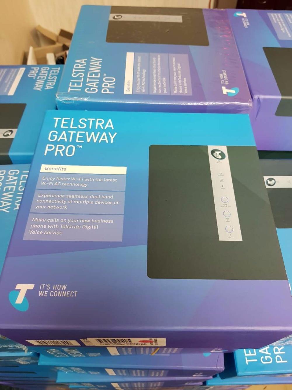 Telstra gateway Pro (NETGEAR v7610) Новый в коробке NBN маршрутизатор модем ...