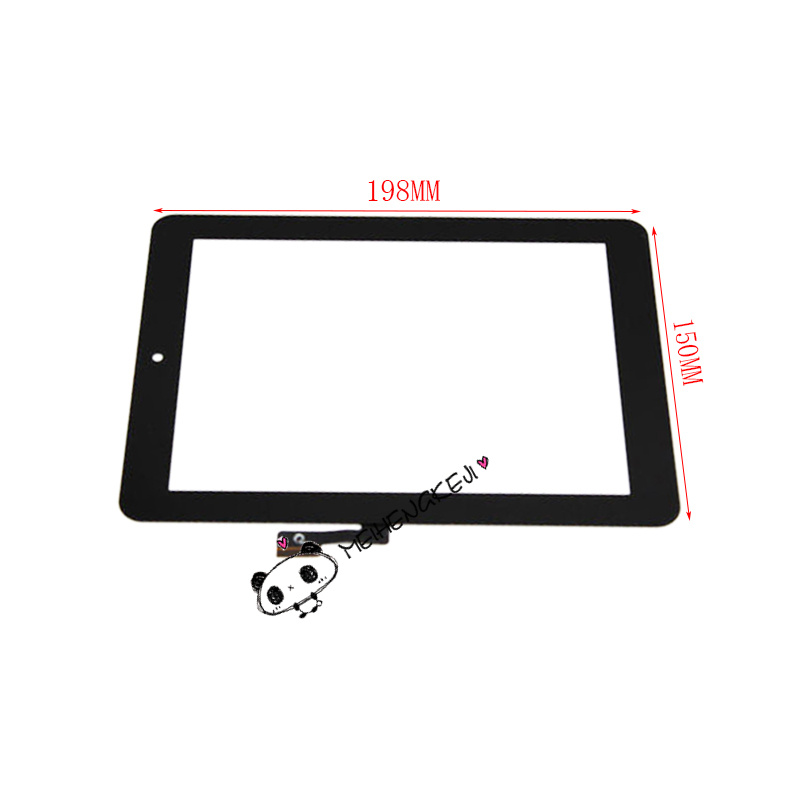 New 8 Tablet For Evolio Aria 8.0 Touch screen digitizer panel replacement glass Sensor Free Shipping 565 aria red
