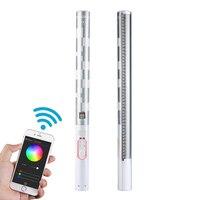 YONGNUO YN260 Handheld ICE Stick LED Video Light 3200K 5500K RGB Full Color Bi color Photo Studio Light APP Control Interview