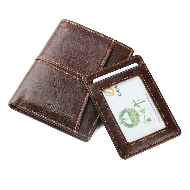 100% Genuine Leather Retro Men Wallets High Quality Famous Brand zipper Design Male Wallet Card Holder for Men's Purse Carteira 2016 purse famous brand zipper wallets genuine leather bag wallet male purse card case men and ultra thin carteira