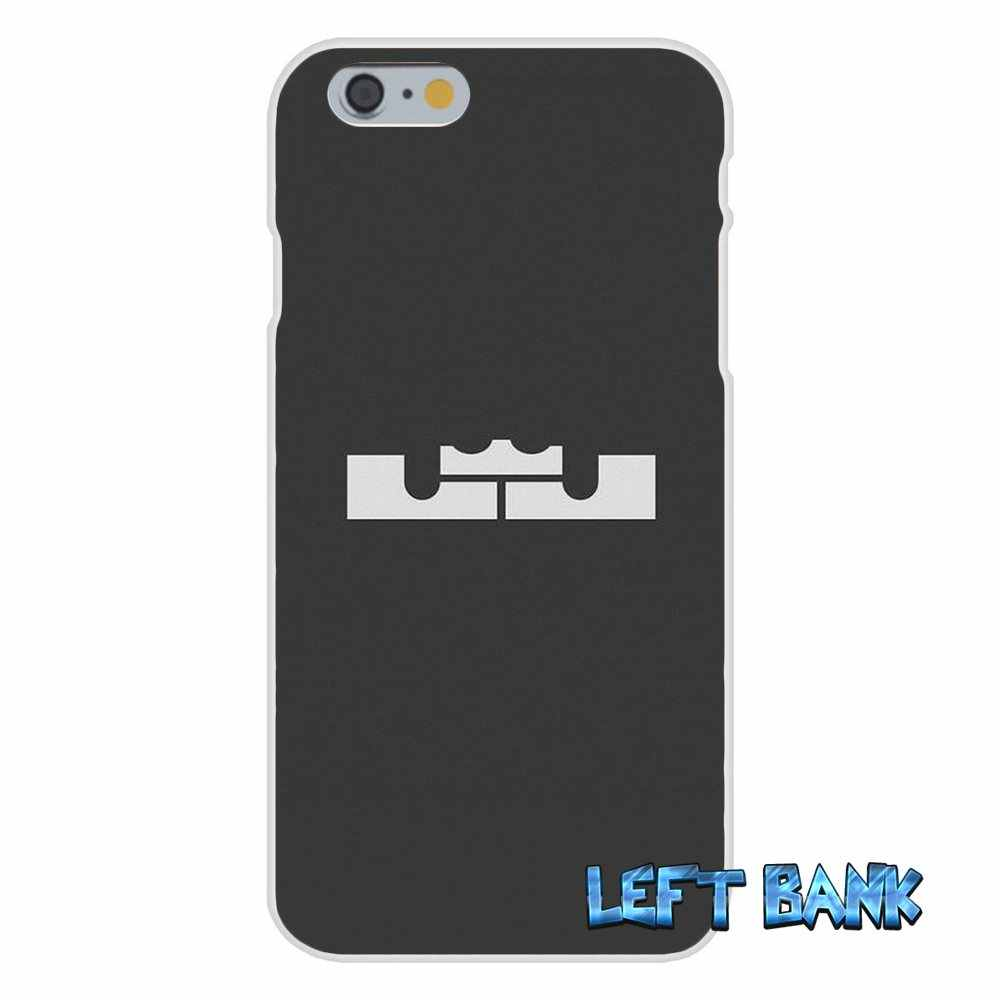 9e95c5ea564 ... Basketball Star LeBron James Logo Slim Silicone Phone Case For Samsung  Galaxy S3 S4 S5 MINI ...