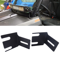 50 inches Curved LED Light Bar Over Hood Mount Brackets for Ranger 900 or 1000 Regular and Crew and Ranger 570 Full Size