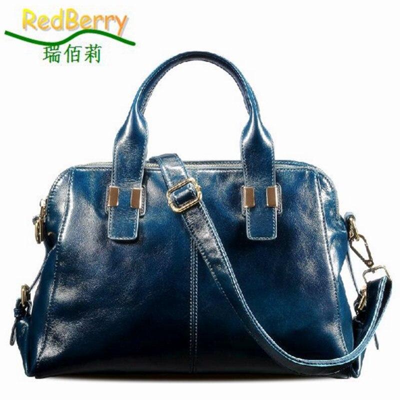 2015 popular women handbag oil wax women leather handbag shoulder bag vintage crossbody bag bolsas hot women messenger bags