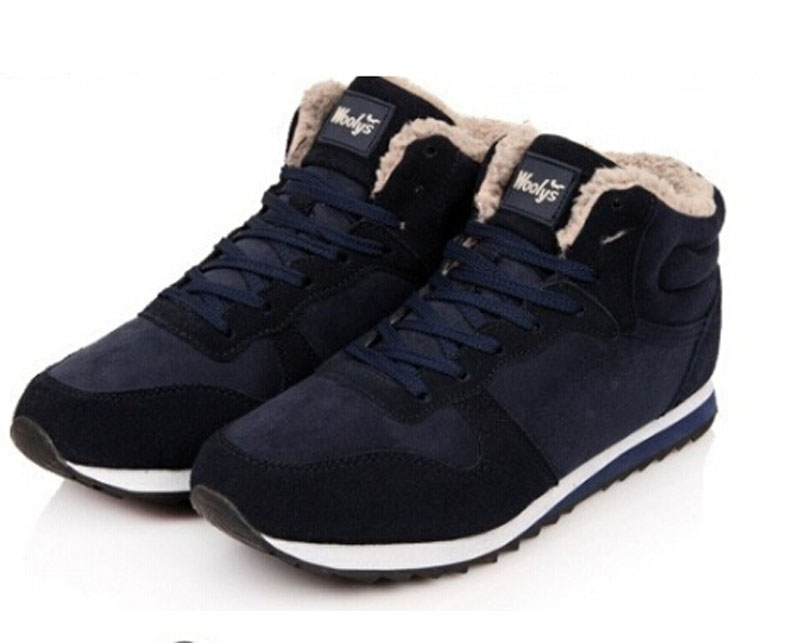 New Arrival U.S.military Boots Warm Winter men's Shoes Keep Warm Work Boots Warm Shoes Ankle Boots Outdoor Shoes Size 38-45