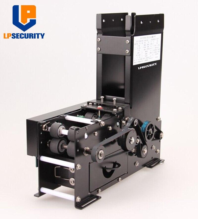 Dispensador de cartão LPSECURITY mecanismo para Parking lot/metro sistema de máquina de quiosque