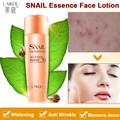 Powerful Multi Effect Snail Essence Collagen Face Lotion Cream Eliminates wrinkles Remove Acne Scar Whitening Anti aging Care