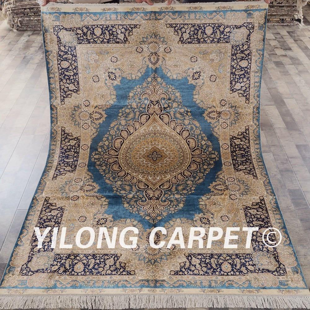 Yilong 5'x7.5' First Class Beautiful Turkish Design