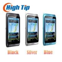 Original Cell Phones E7 16G Internal Memory 8 0MP Camera 4 0 Capacitive Screen 3G Phone