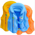 Baby Swimming Inflatable Trainer Children Swimming Equipment Vest Helper Children Life Jacket Inflatation Three Color Available