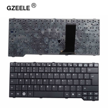 GZEELE UI laptop keyboard for Fujitsu Amilo Pa3515 Pi3540 Pi3525 Pa3553 Sa3650 Li3710 english keyboard black