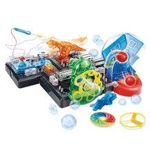 Кинетическая динозавров блоки Наука Образование игрушки Творческий эксперимент по физике Технология обучающие игрушки для ChildrenBLKL