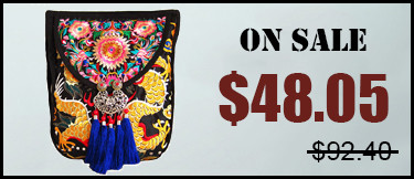 Ethnic Embroidered Bag 1