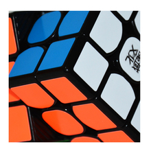Moyu Weilong GTS 5.7cm 3x3x3 Speedcube Magic Cube Black Professional Puzzle Speed Cube Classic Toys For Children(China)