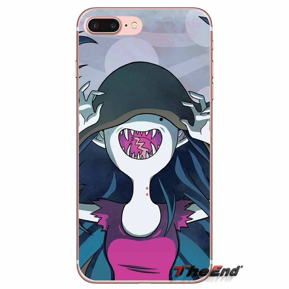 TPU Cases MARCELINE adventure time cartoon For Samsung Galaxy S2 ...