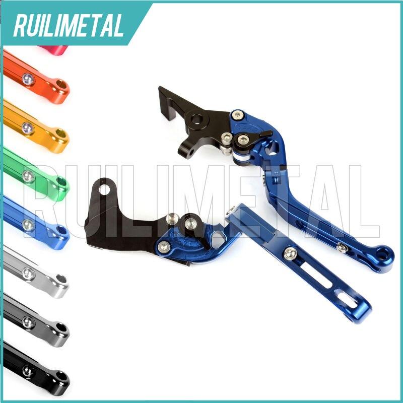 Adjustable Extendable Folding Clutch Brake Levers for HONDA GROM 2014 14 CBR 250 R CBR250R 11 12 13 CBR300R CBR-R 300 2015 15