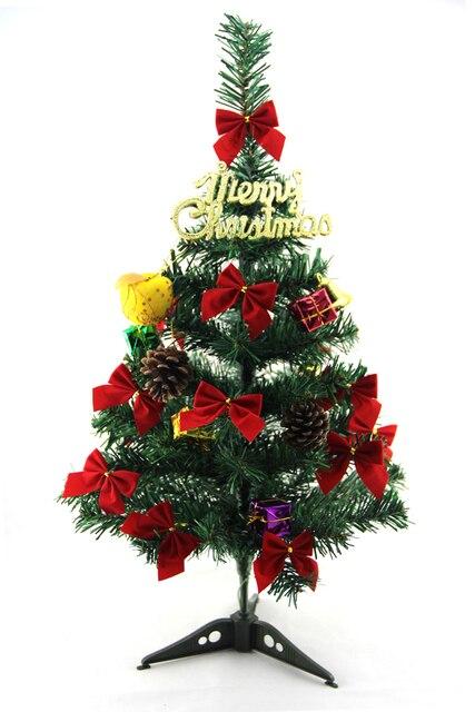 rbol de navidad verde 60 cm altura 70 sucursales decoracin de navidad festival decoracin del hogar - Arbol De Navidad Pequeo
