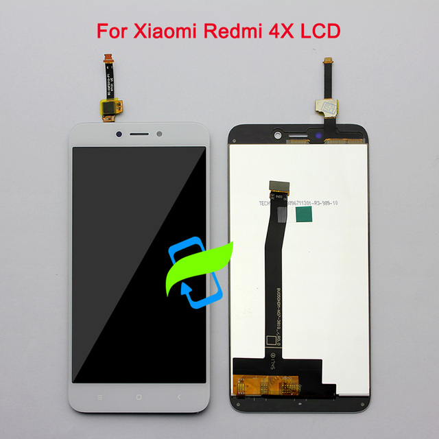 """5"""" Xiaomi Redmi 4X LCD Display Touch Screen Digitizer Assembly With Frame For Xiaomi Redmi 4X LCD Display Replacement"""