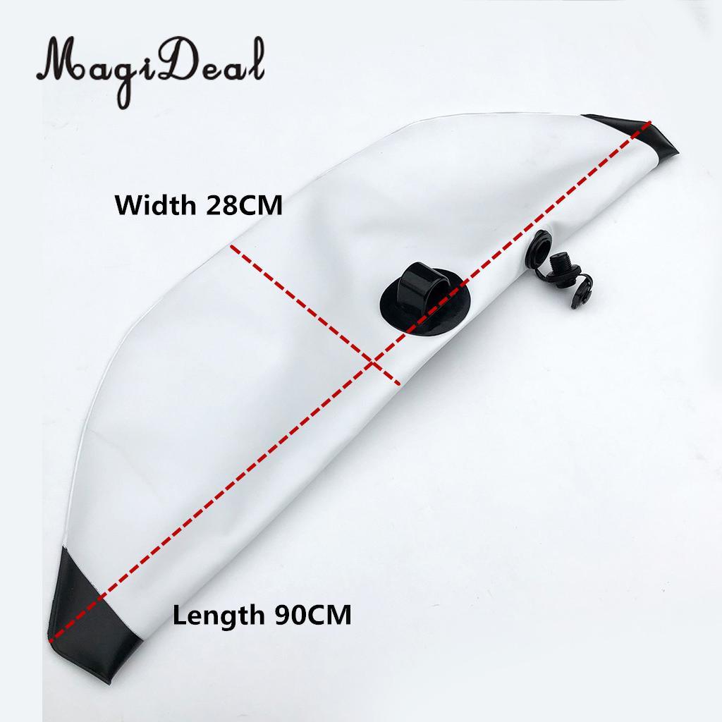 MagiDeal PVC Қанау Балық аулаушы SUP Жаңа - Су спорт түрлері - фото 3