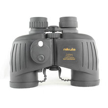 Genuine original Naval 7×50 Professional Binoculars HD Rangefinder binocular Waterproof nitrogen with Compass telescope DYB071