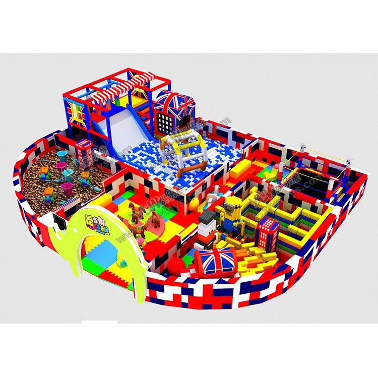 Personnaliser gros enfants bricolage EPP briques construction aire de jeux écologique bébé/enfant en bas âge EPP blocs aire de jeux YLW-EPP0332