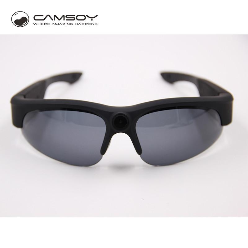 Kamerë për mbrojtje nga syzet diellë diellorë të vërtetë 1080P - Kamera dhe foto