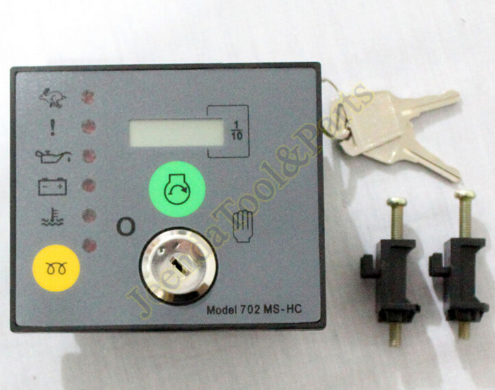 Generator Controller DSE702(10pcs a lot)+fast free shipping by FedEx/DHL free shipping 10pcs mc88921