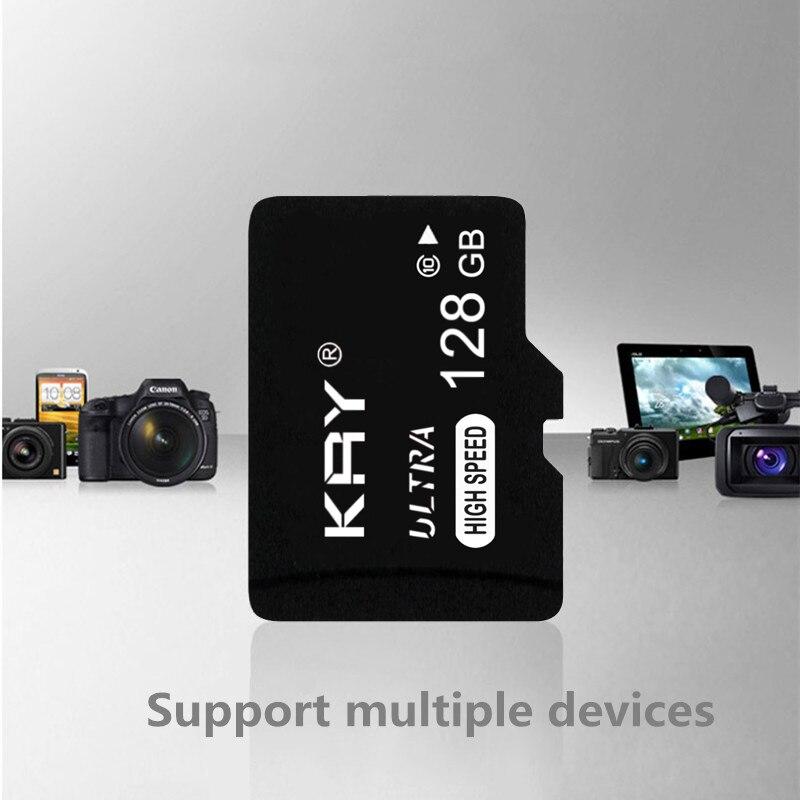 Class 10 Memory Card 64GB 32GB 8GB 16GB 128GB Mini Micro TF SD Card 8 16 32 64 128 GB Microsd With Adapter For Smartphone