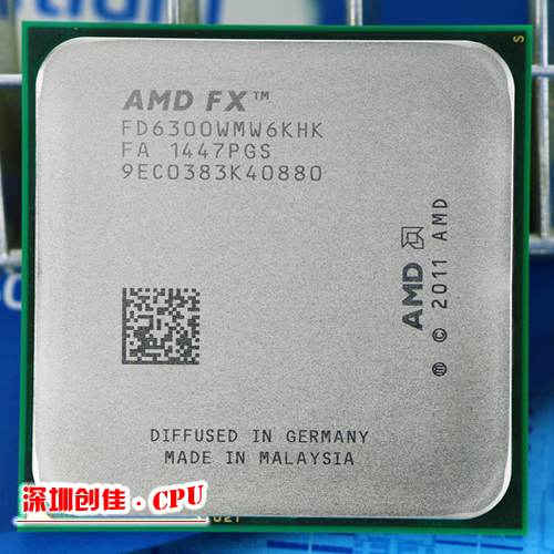 Бесплатная доставка AMD FX 6300 AM3 + 3.5 ГГц 8 МБ Процессор процессор FX последовательный Бесплатная доставка scrattered штук fx-6300 fx6300